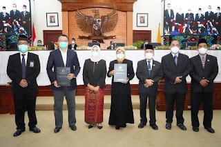 Raih WTP Kesepuluh, Pemprov NTB Tunjukan Komitmen Pengelolaan Keuangan Daerah