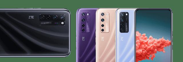 مواصفات وسعر هاتف ZTE Axon 20