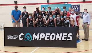 El CB Martos B consigue el campeonato de Liga Provincial a CB Baeza y obtiene el doblete