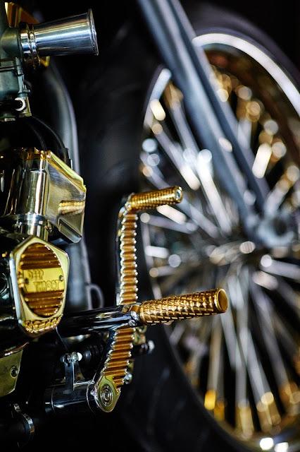 Harley Davidson Shovelhead 1981 By Muller Motorcycle Hell Kustom