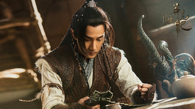 Legend of Jade Sword Hawick Lau