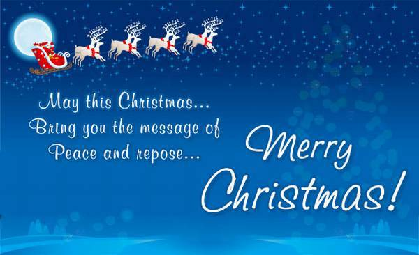 Best Christmas Wishes Images and Pictures