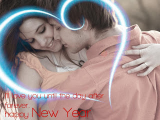 Romantic Newyear Greetings Images 2017