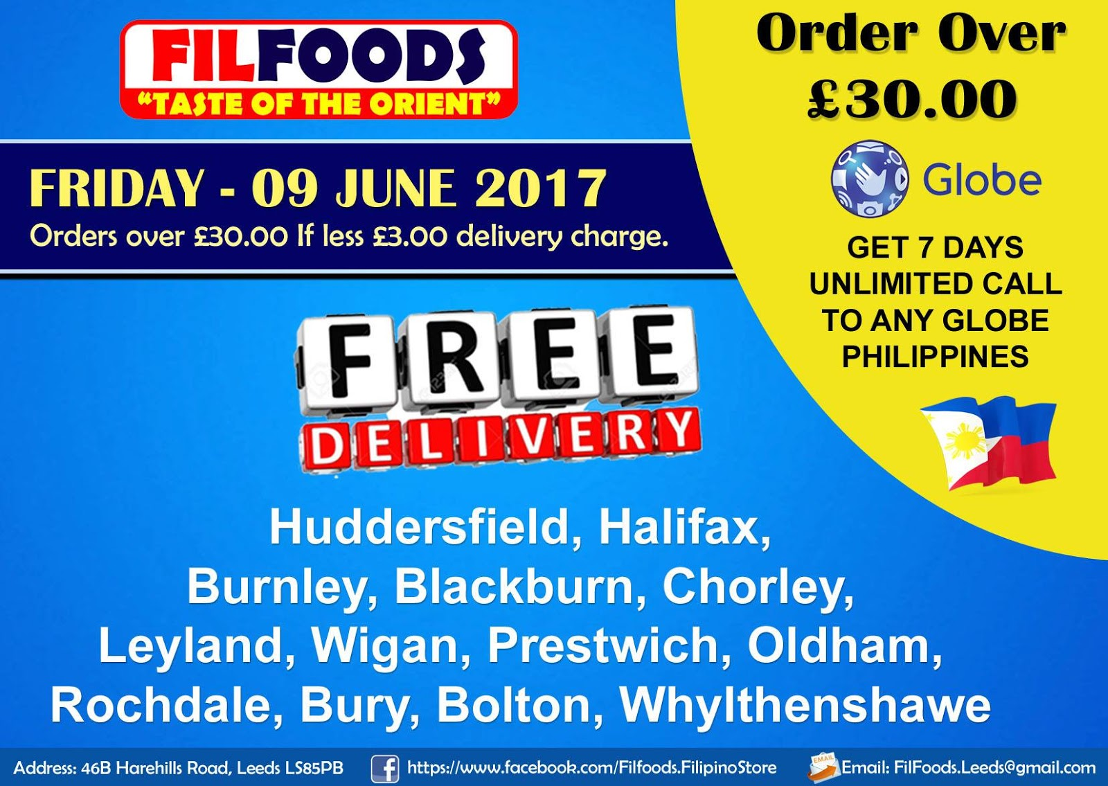 Pinoy Foods in England: FilFoods
