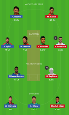 KHT vs DHP dream 11 team | DHP vs KHT
