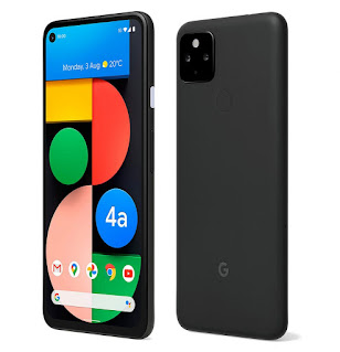 Google Pixel 4a 5g Specifications