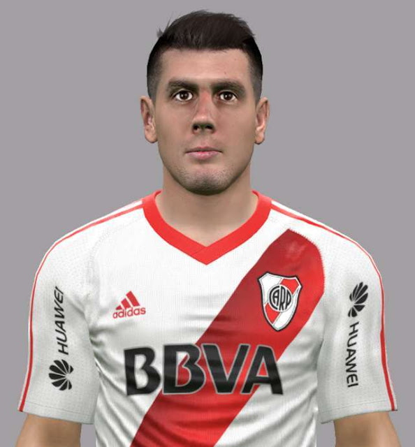 Tomás Andrade Face PES 2017