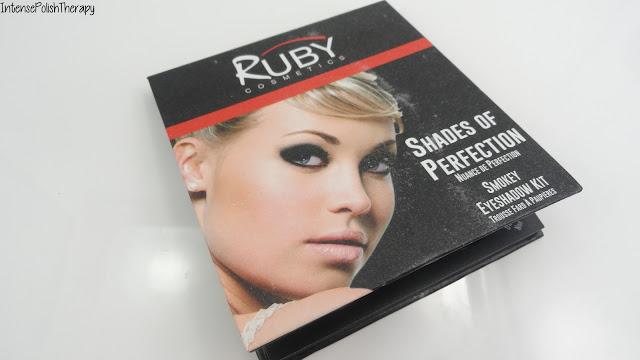 Ruby Cosmetics | Black Eyeshadow Kit
