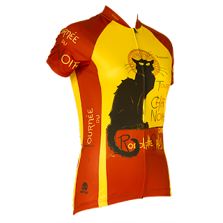 Chat Noir Cycling Jersey
