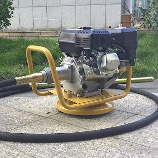 vibrator bensin
