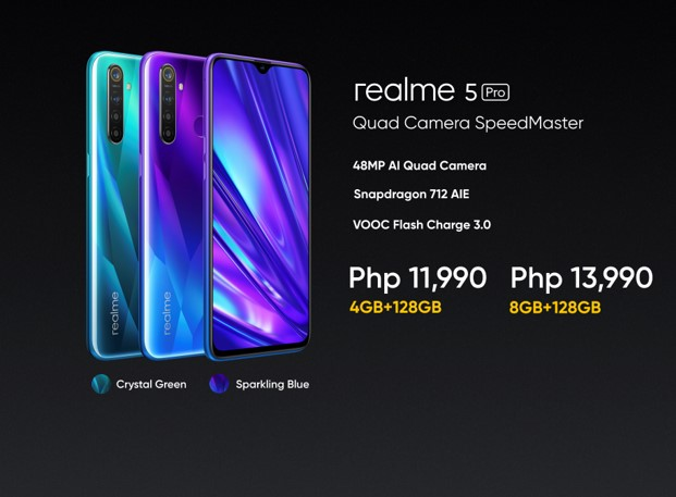 Realme 5 Pro Philippines