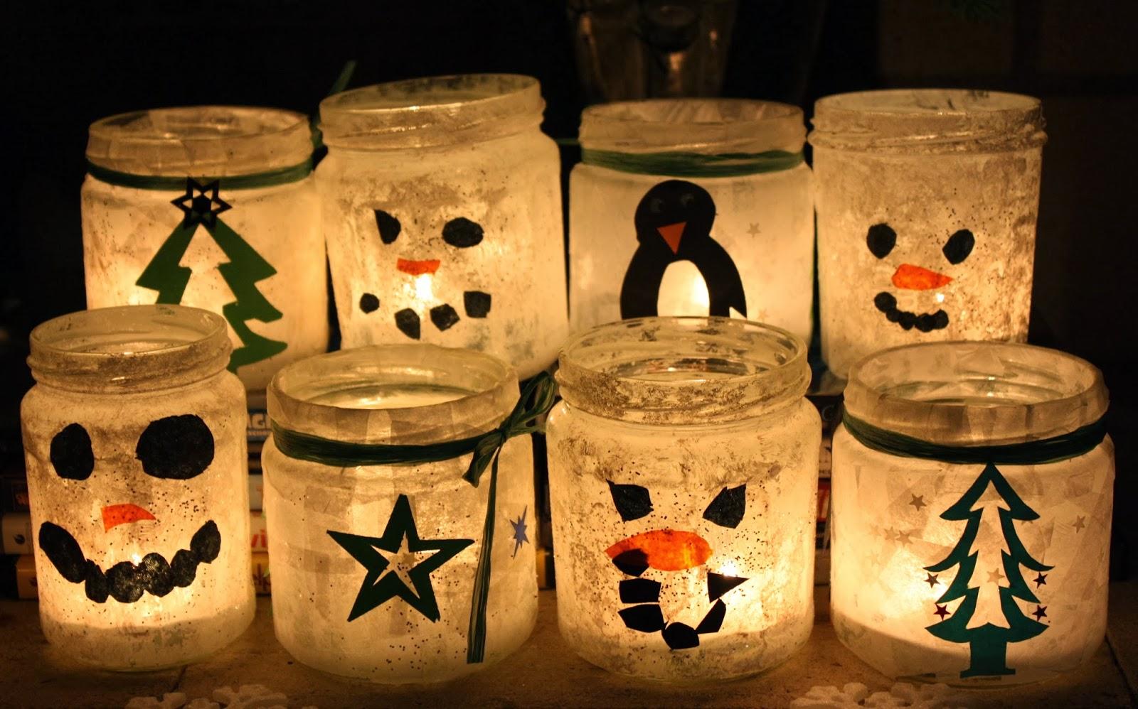 Basteln Weihnachten Kinder Bastelideen Weihnachten