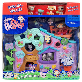 Littlest Pet Shop Large Playset Retriever (#788) Pet