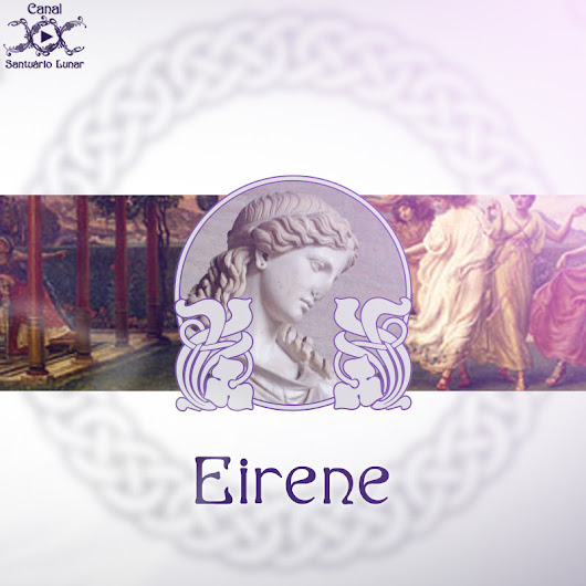 Eirene - Goddess of Peace and Spring