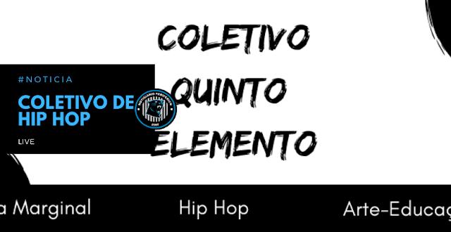 Coletivo de hip hop do interior lança programação de lives sobre o movimento e sua história