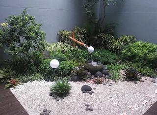 Taman gaya jepang