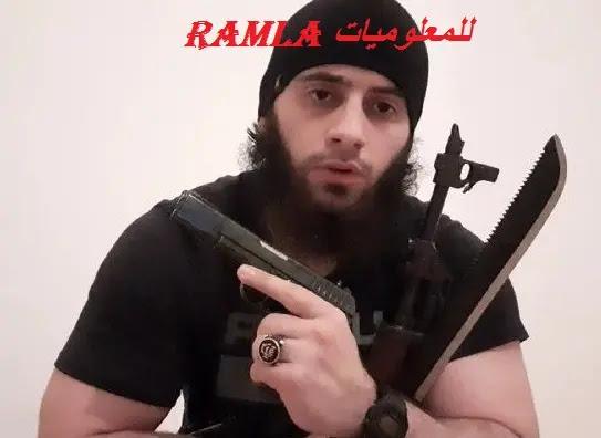 أبو دجانة الأرهابي احد منفذ هجوم فيينا