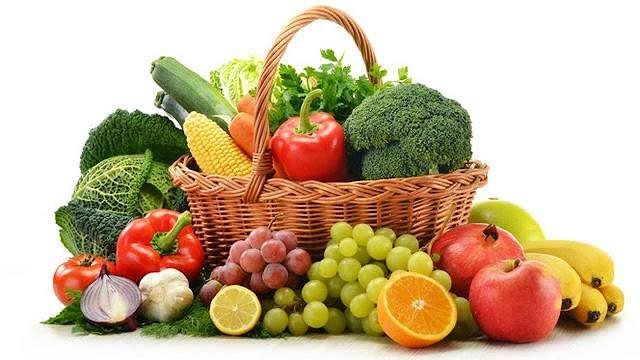 cuci sayur dan buah