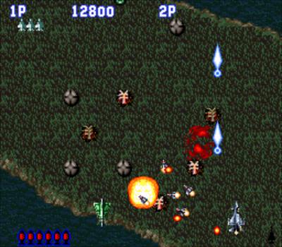 【SFC】四國戰機原版+無限飛機、炸彈版,懷舊的飛機射擊遊戲!