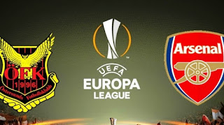 Prediksi Ostersunds FK vs Arsenal- Liga Europa