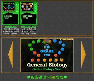 Biology Tests