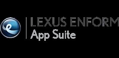 Lexus Enform App Suite Download