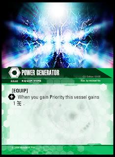 Equip type: Power Generator
