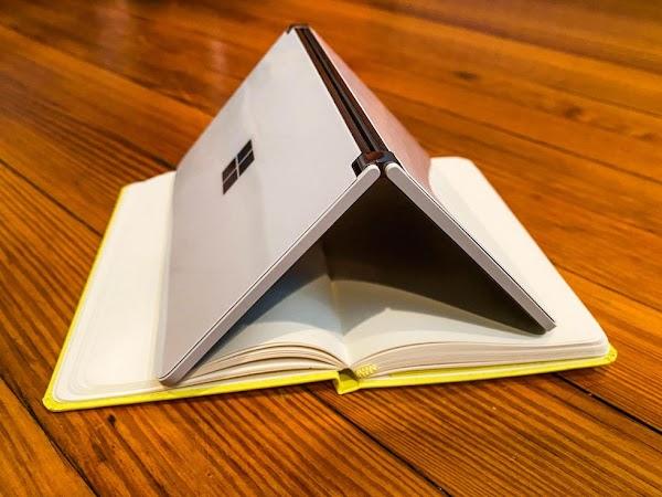Intip Bocoran Spek Microsoft Surface Duo, Pesaing Berat Samsung Fold!