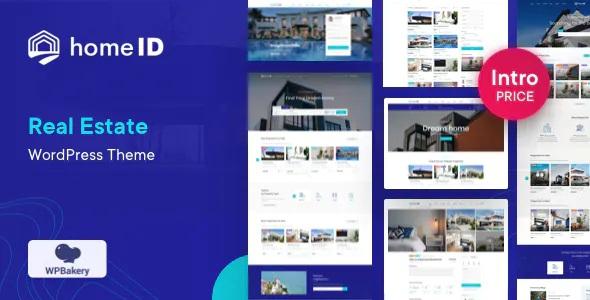 Real Estate Premium WordPress Theme