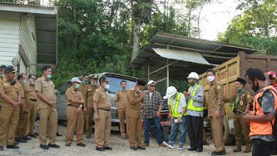 Pembangunan Intake dan Jaringan Transmisi Air Dimulai, Mampu Layani 10.000 Rumah Tangga