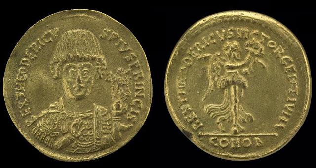 Medallón de Senigaliia