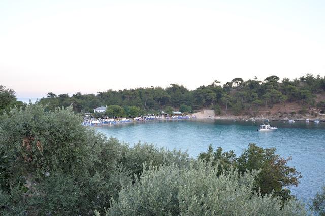 Thassos (Taşöz) Adası