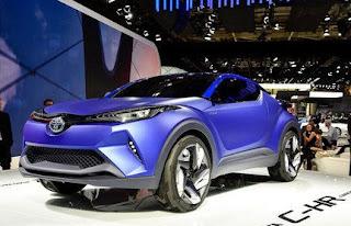 Mobil Toyota Terbaru C-HR