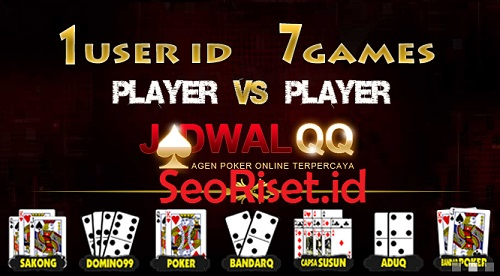 1 akun 7 permainan judi online Jadwalqq
