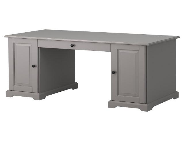 best buying home office furniture desk grey for sale online