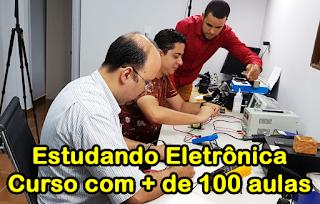 Curo de eletrônica geral