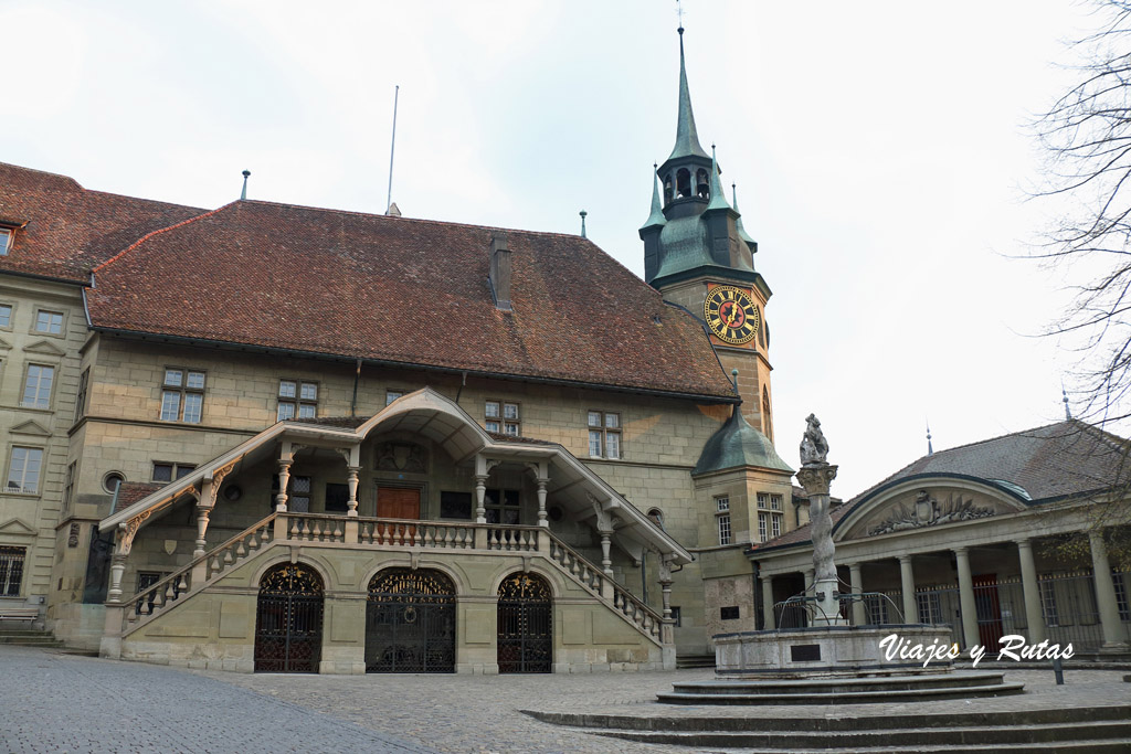 Ayuntamiento de Friburgo