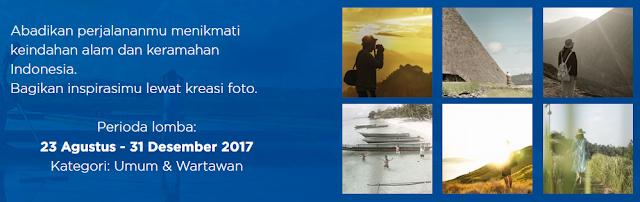 Lomba Foto Astra 2017 dengan tema Perjalanan Penuh Inspirasi