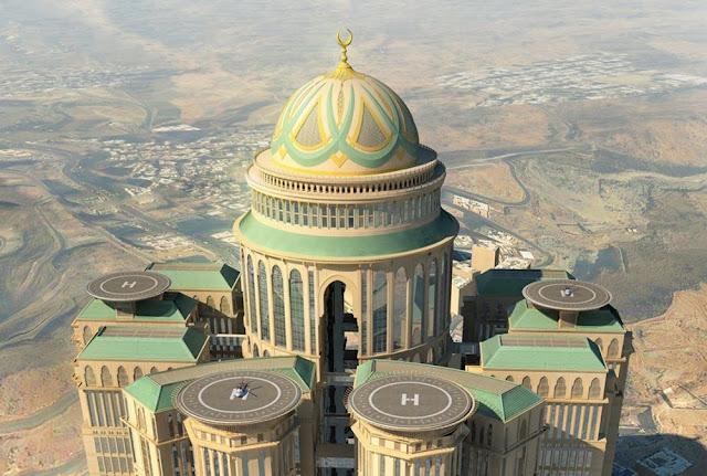 Mega Hotel Mekkah