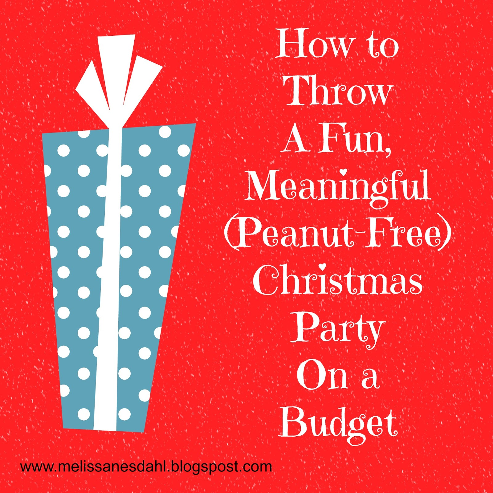 Christmas Party Ideas For Church Groups Part - 46: If Youu0027re Still Looking For Some Simple, Budget-friendly Safe For All Ideas  In Your Church Or School, This Party Was A Hit.