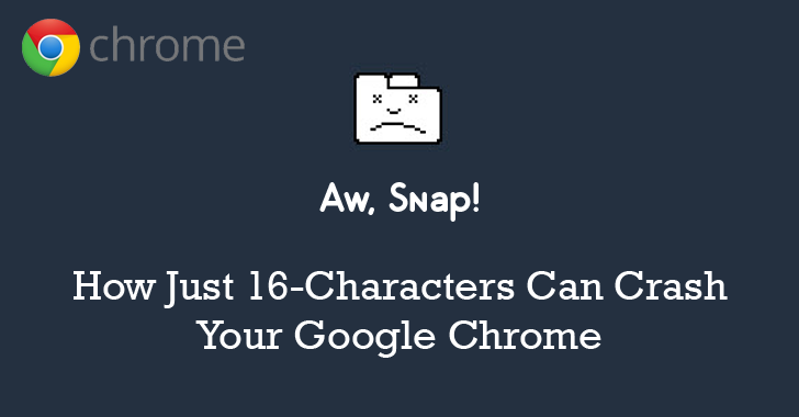 google-chrome-crash