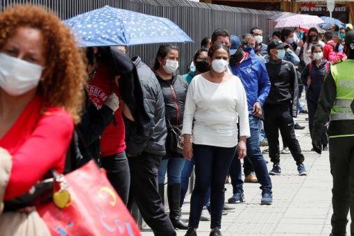 Gobierno de Colombia promueve compras masivas durante Covid-19