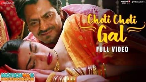 Choti Choti Gal Lyrics in Hindi, Arjuna Harjai, Yasser Desai, Motichoor Chaknachoor