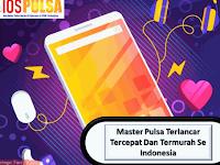 Master Pulsa Terlancar Tercepat Dan Termurah Se Indonesia