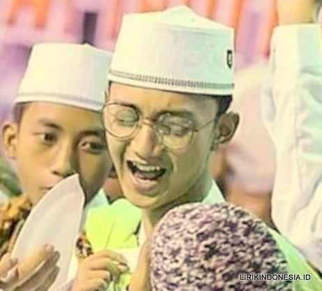 Lirik Man Ana Laulakum dari Syubbanul Muslimin