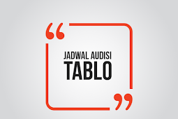 Audisi Tablo 2019