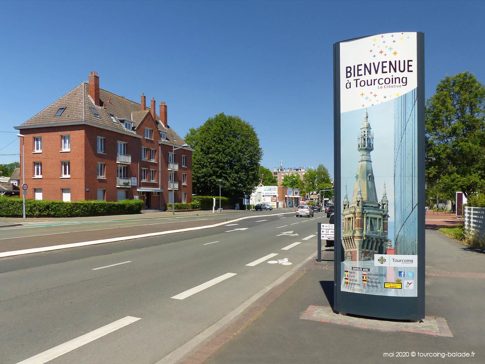 Limite Roubaix Tourcoing, 2020