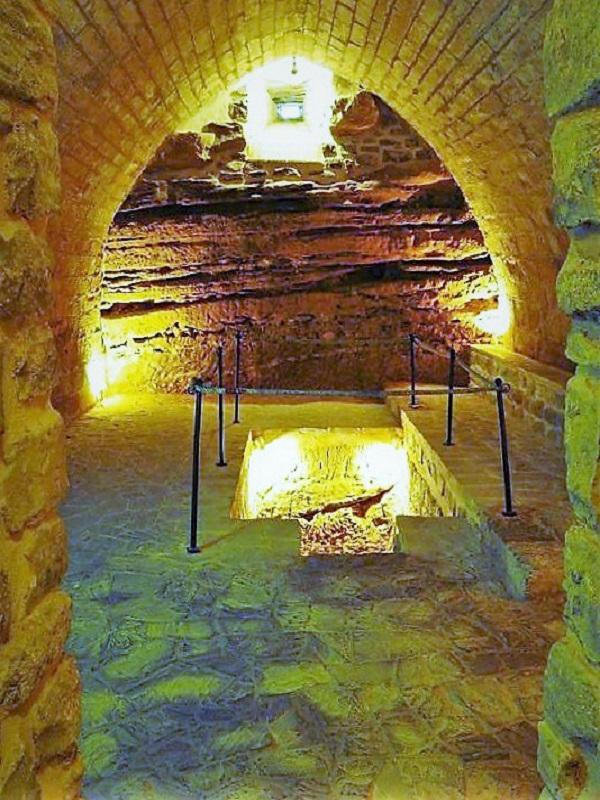 El Baño Ritual en la Sinagoga del Agua en Úbeda
