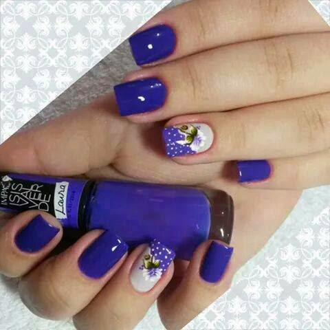 Lazy Girl Nail Art Ideas That Are Actually Easy - Nail Designs 2 Die For