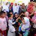 Keceriaan Anak-Anak Bersama Bunda PAUD Di HUT HIMPAUDI
